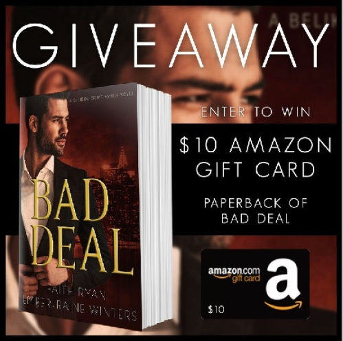 bad deal giveaway