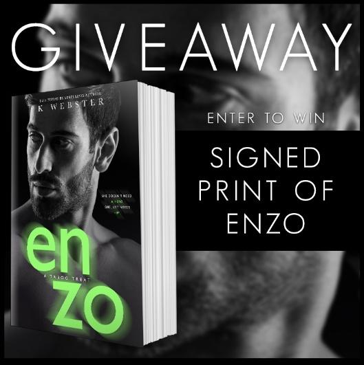 enzo giveaway