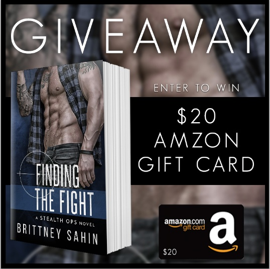 finding the fight giveaway
