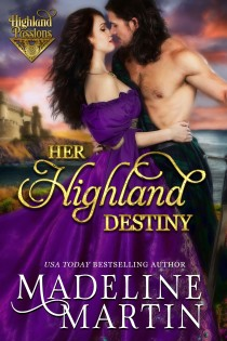 her highland destiny cover