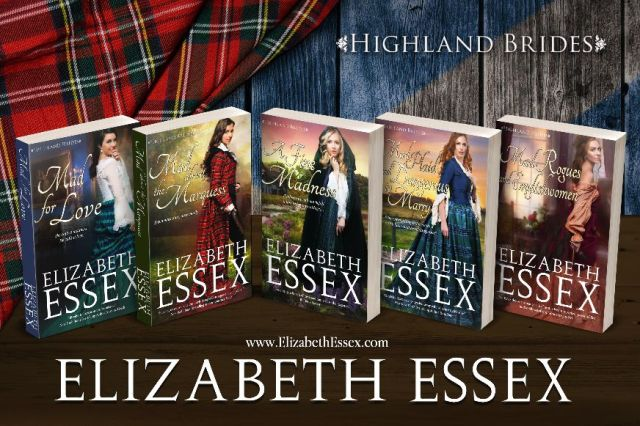highland brides series banner