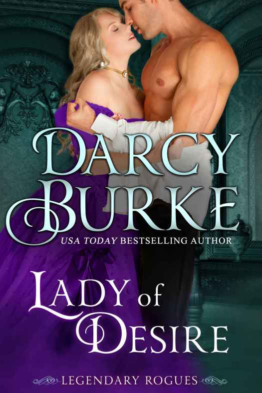 lady of desire cover