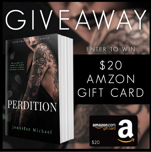perdition giveaway
