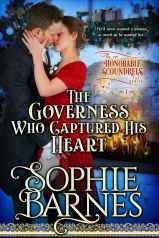 the governess who captured his heart cover