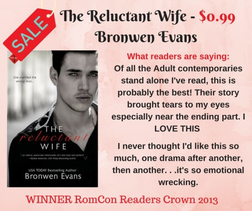 the reluctant wife banner