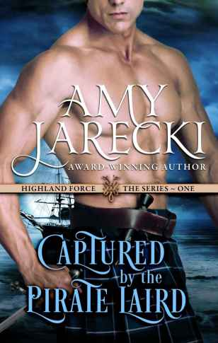 captured by a pirate laird cover