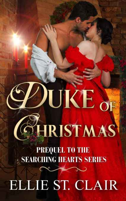 Duke of Christmas Cover
