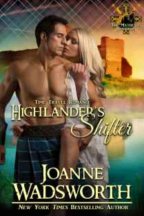 Highland Shifter Cover