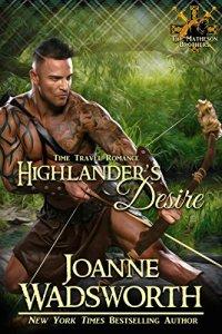 Highlander's Desire Cover