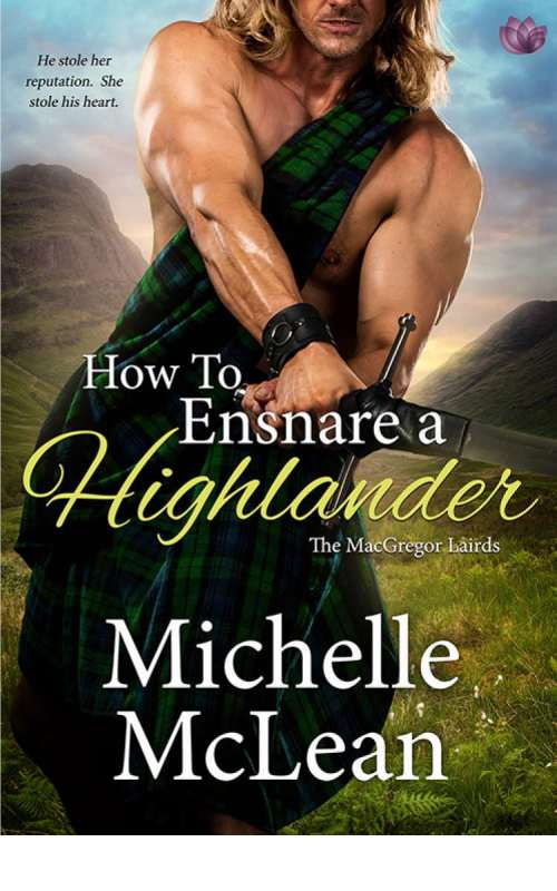 How to Ensnare a highlander cover