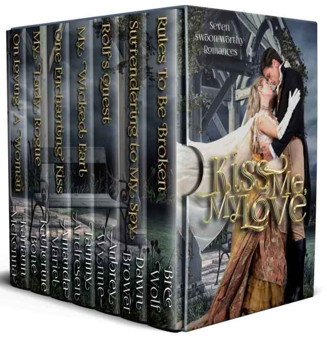 Kiss Me My Love Boxed Set