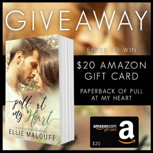 pull at my heart giveaway