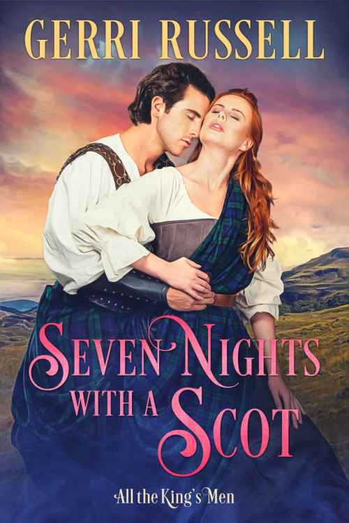Seven Nights with a scot cover