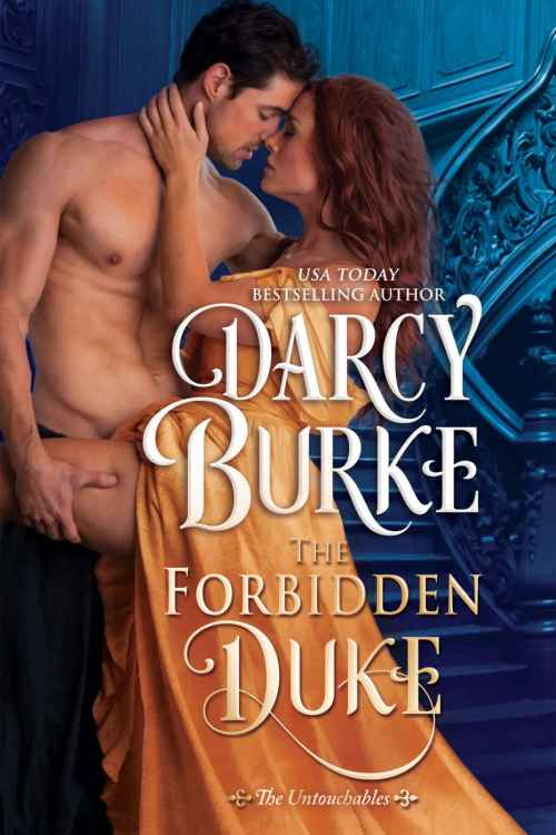 The Forbidden Duke Cover