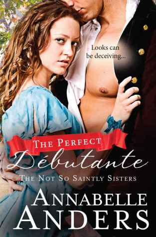 the perfect debutante cover