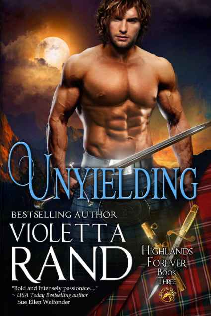 Unyielding Cover