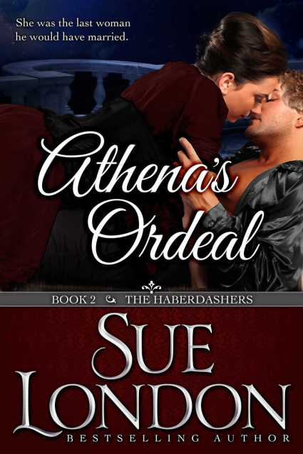 Athena's Ordeal Cover
