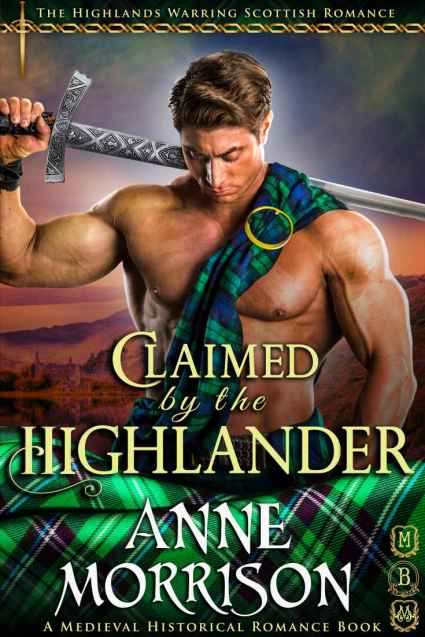 Claimed by The Highlander cover