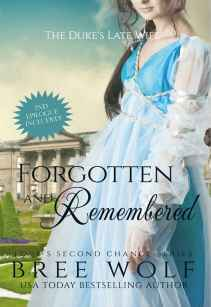 Forgotten and Remembered cover