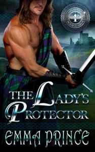 highland bodyguards Book 1