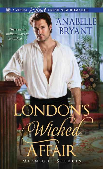 London's Wicked Affair cover