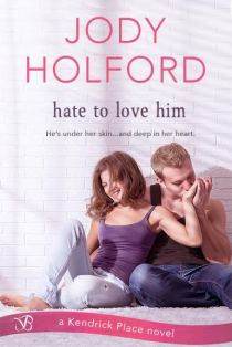 Love to Hate Him Cover