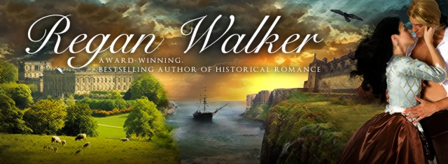 Regan walker Author Banner