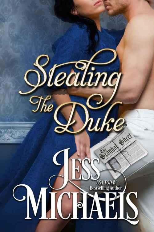 Stealing The Duke cover