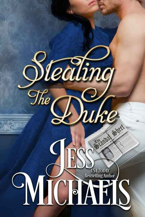 Stealing The Duke cover