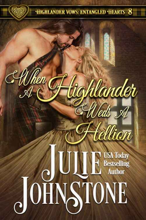 The highlander weds a hellion cover