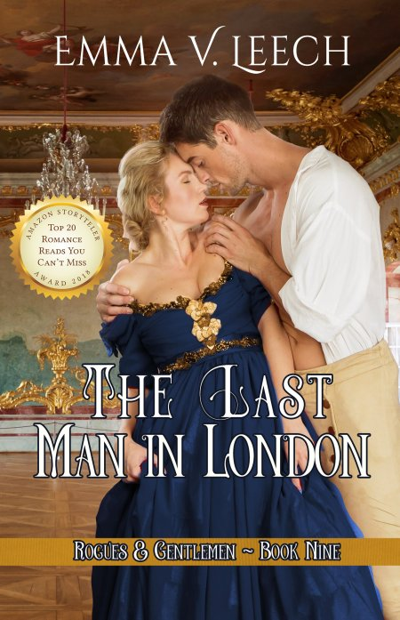 the last man in london cover