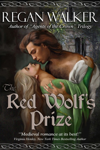 The red wolf's prize cover