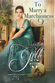 To Marry a Marchioness cover