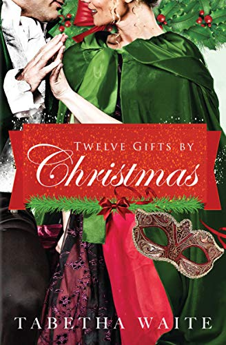 twelve gifts by christmas cover