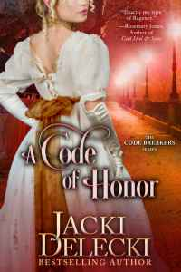 A Code of Honor Cover