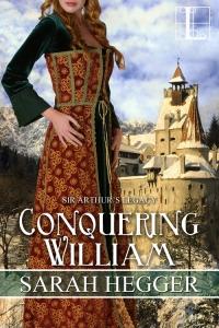 Conquering William cover