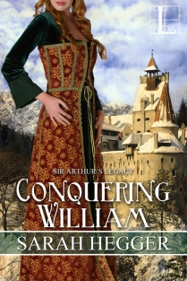 Conquering William cover