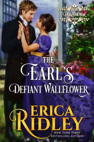 earl's defiant wallflower