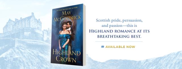 Highland Crown Banner