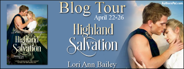 Highland Salvation Tour Banner
