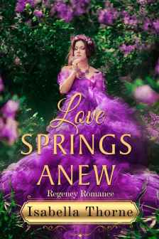 Love Springs Anew Cover