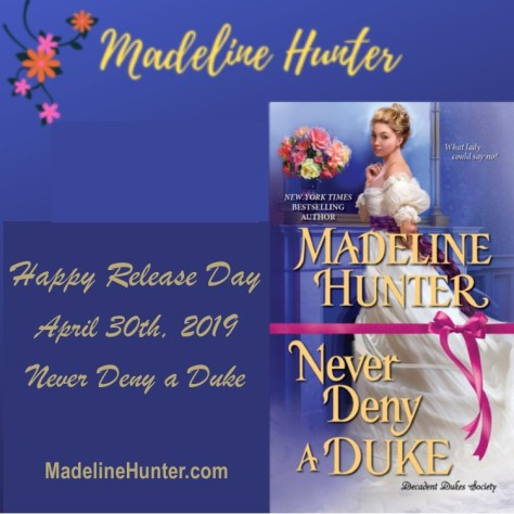 Never Deny a Duke Pub day