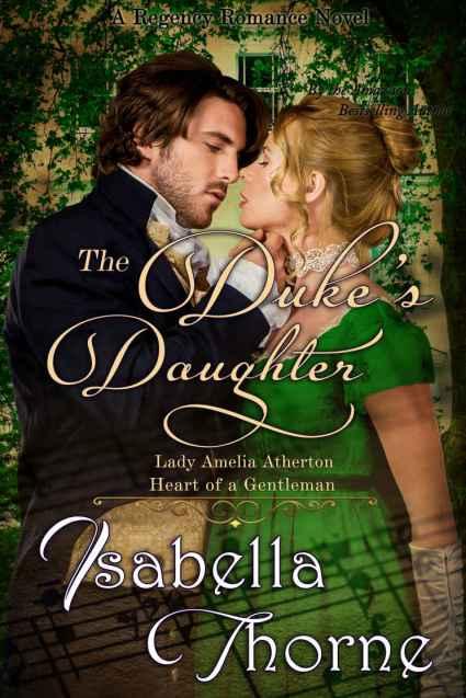 The Duke's daughter Cover