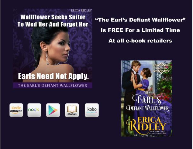 The earl's Defiant wallflower sale