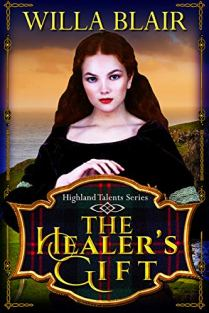 The Healer's gift cover