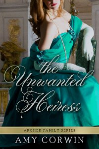 unwanted heiress cover