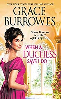 When A Duchess Says I Do