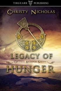 Legacy of hunger cover