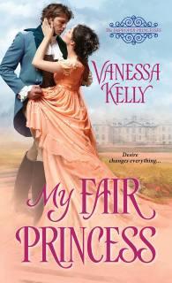 my fair princess cover