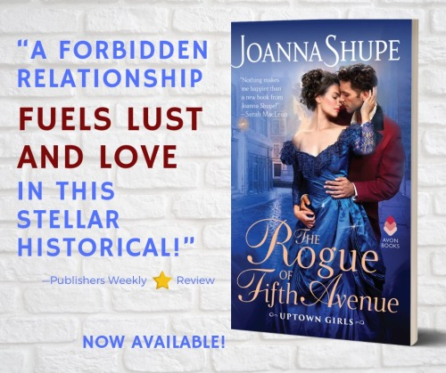The Rogue of Fifth Ave. Banner